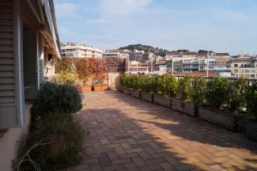 Sobreático en Sant Gervasi con 2 terrazas