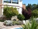 Casa  con jardín en el centro