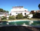 Casa con piscina en Fontpineda