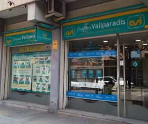 Finques Vallparadís -  Oficina de Vendes