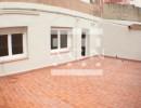 Planta baja con gran terraza en alquiler St Gervasi