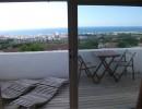 Casa adosada con bonitas vistas en Sitges. Zona Vallpineda.
