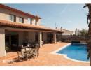 Espectacular casa en la zona residencial del Viñet Alto en Sitges.