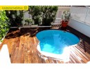 Preciosa casa adosada impecable con LICENCIA TURISTICA. Zona Vallpineda.
