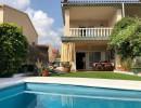 Casa adosada con piscina a tan solo 3 minutos de Sitges. Zona Rocamar.