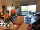 Preciosa vivienda amueblada en Sitges con parking, ascensor y piscina comunitaria. Zona La Plana Est o Can Robert.