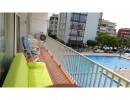 Piso en alquiler HASTA FINALES DE JUNIO con muebles, piscina comunitaria y aparcamiento. Zona centro.