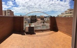 Casa pareada de alquiler en zona Centro Rubí