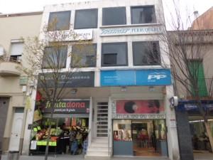 Oficina de lloguer a Rubi Centre, carrer Major