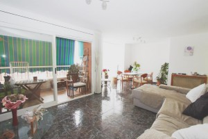 Gran pis amb terrassa