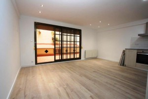 Pis de 3 habitacions amb terrassa de 15m2