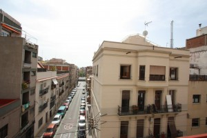 Piso de 91m2 en el centro de Barcelona
