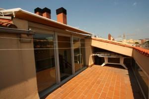 Àtic duplex amb terrassa