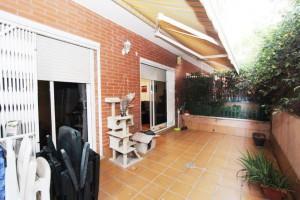 Pis de 3 habitacions amb terrassa de 20m2