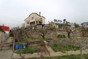 Casa independiente con vistas