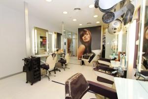 Centre esteticica i perruqueria en el Terraplé