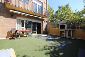 Casa amb jardí