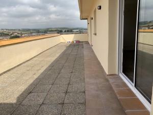 Centro Rubí - Fabuloso Atico en alquiler con terraza 60m2