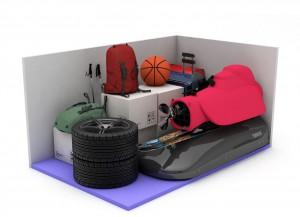 Traster petit Rubí centre - Minibox XL