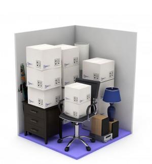 Traster petit Rubí centre - Box S