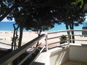 Apartamento primera línea de mar con espectaculares vistas