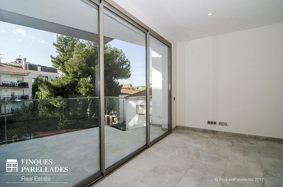 Construcción de obra nueva en Sitges