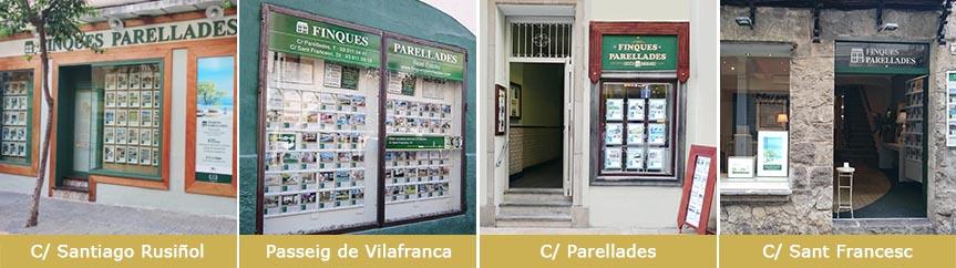 Inmobiliaria Sitges · Fincas Sitges