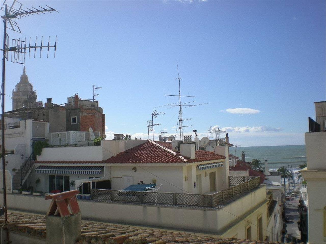 Ático de nueva construcción en Sitges. Zona centro