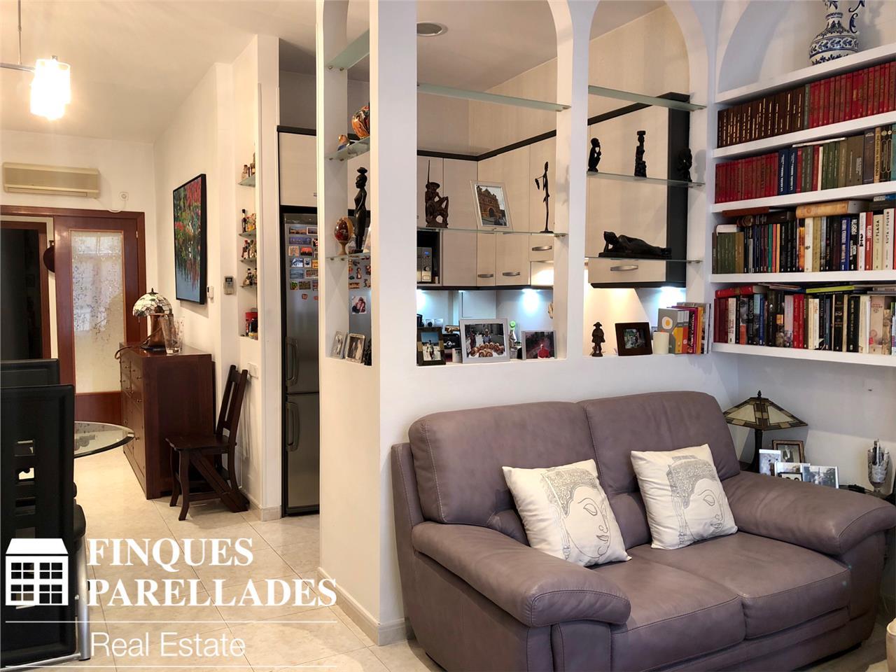 Céntrico e impecable piso con ascensor en venta en Sitges. Zona Centro.