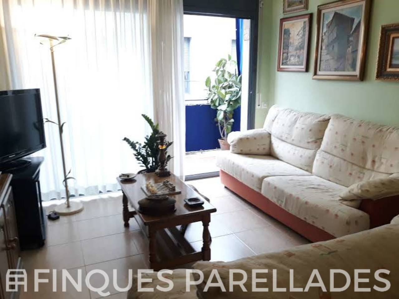 Nice apartment in Sitges in perfect condition with elevator. Optional parking. Zone: Next to Casas Novas.