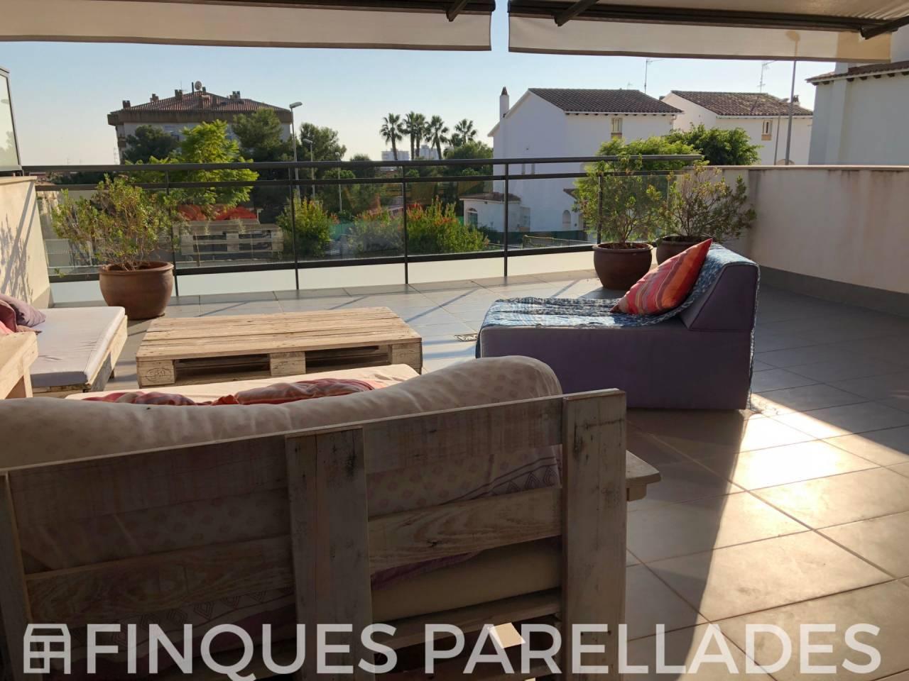 Ground floor apartment in Sitges. Ca l´Antoniet area