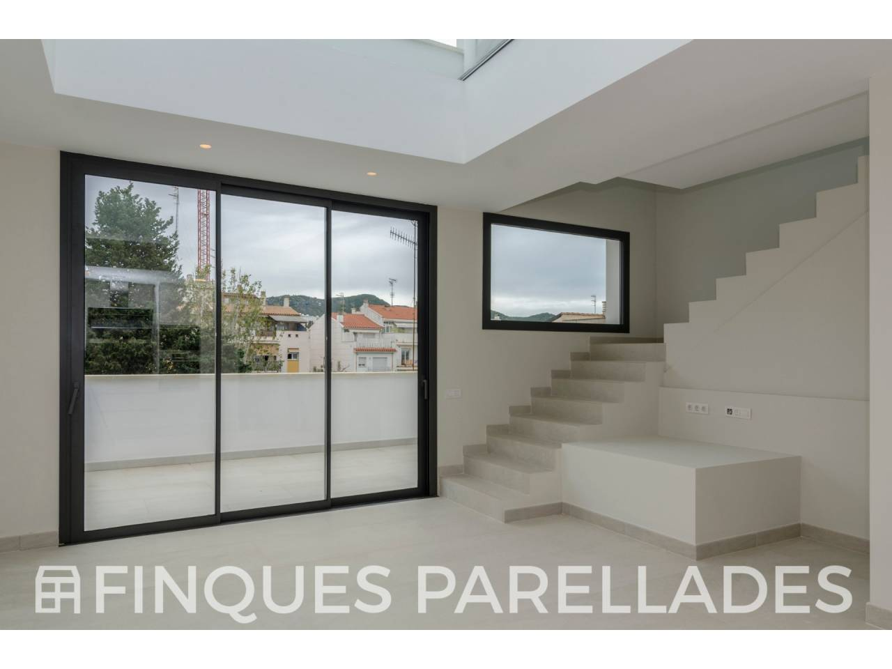 Spectacular new construction penthouse in La Plana
