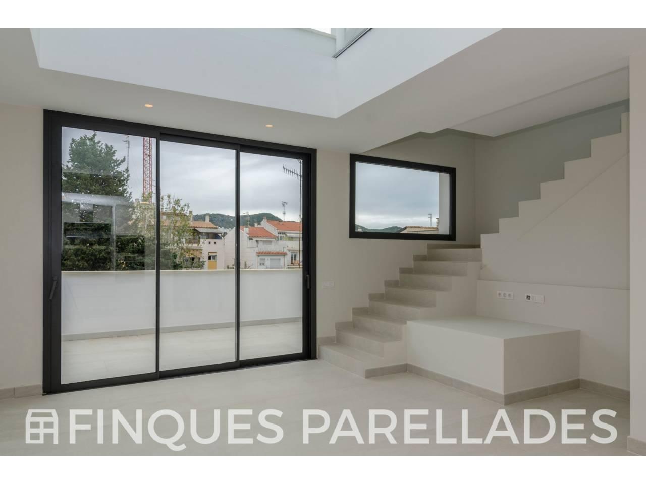 Квартира на последнем этаже на продажу в Can Girona-Terramar-Vinyet